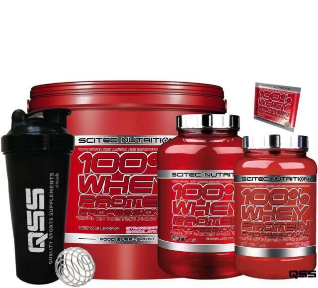 f81092ea3 SciTec NUTRITION 100 % WHEY PROTEIN PROFESSIONAL WITH EXTRA AMINOS AND  ENZYMES +