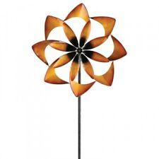 "Metal Wind Spinner 15"" x 48"" Home Garden Patio Classic Design Outdoor Decorative"