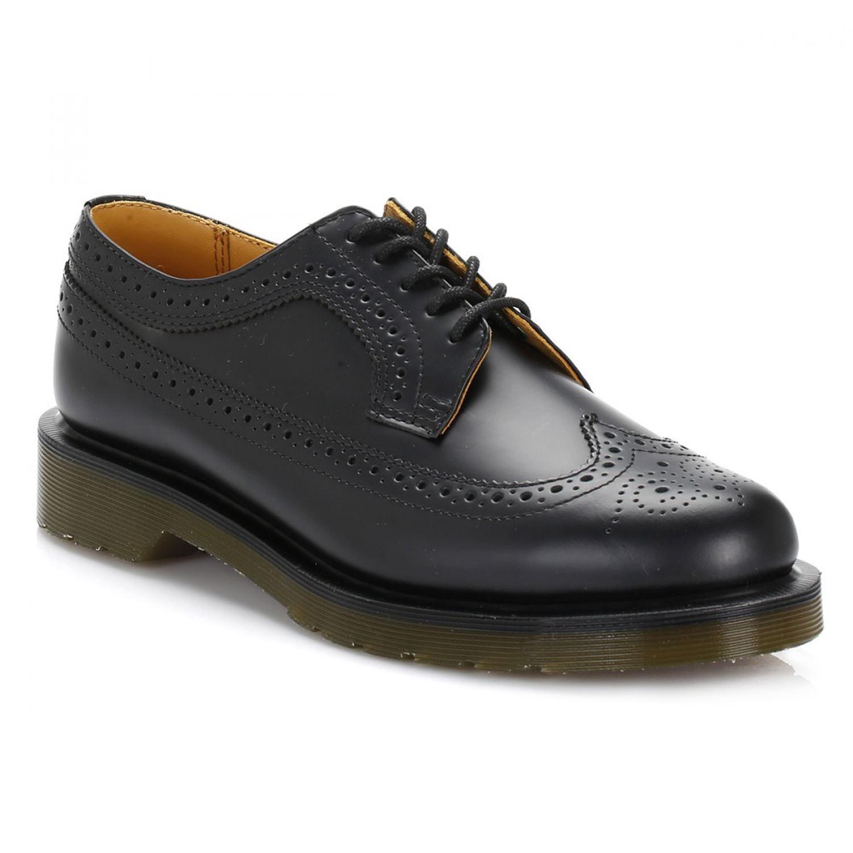 Dr.Martens 3989 5 Eyelet schwarz Mens Schuhes