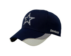 093c5a50e5b REEBOK NFL Dallas Cowboys Sideline Youth Blue White Gray Stretch Fit ...