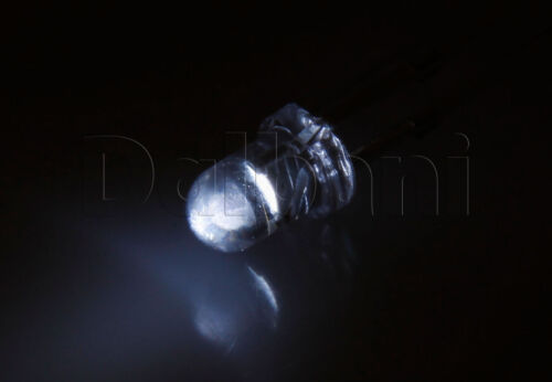 100pcs 11-2025 Low Brightness 3mm White 2 Pin LED led Light
