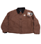 thumbnail 1 - NOS Vtg 90s Carhartt Mens 2XL Arctic Quilt Lined Sandstone Duck Jacket Brown USA