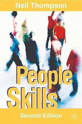 Very Good, People Skills, Neil Thompson, Book
