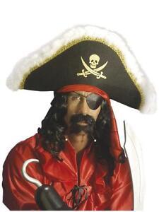 scarpe autunnali speciale per scarpa migliore a buon mercato Cappello da Pirata con fascia - Accessorio Costume Carnevale ...