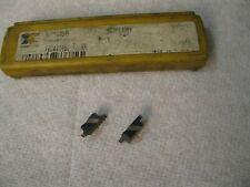 Kennametal Ng2m140rk Kc5025 Carbide Insert 2pc Lot