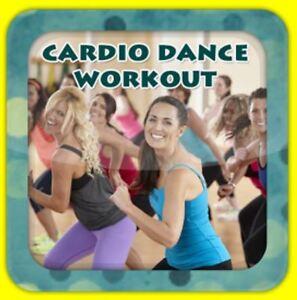 CARDIO-DANCE-WORKOUT-DVD-BURN-CALORIES-FITNESS-EXERCISE-ZUMBA-STREETDANCE