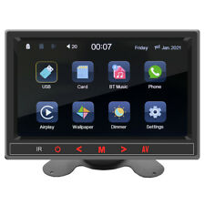 New Listing7in Touch Screen Car Mp5 Player Lcd Hd Display Monitor For Cars Reverse Rearview Fits Plymouth Breeze