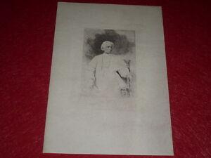 Adolphe-Lalauze-Leon-XIII-Pope-Portrait-Etching-Beautiful-Proof-Vellum