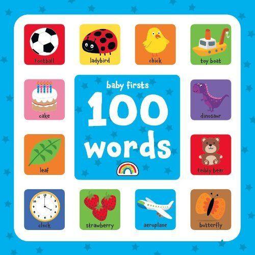 Baby Firsts - 100 Words,Philip Dauncey,The Boy Fitz Hammond