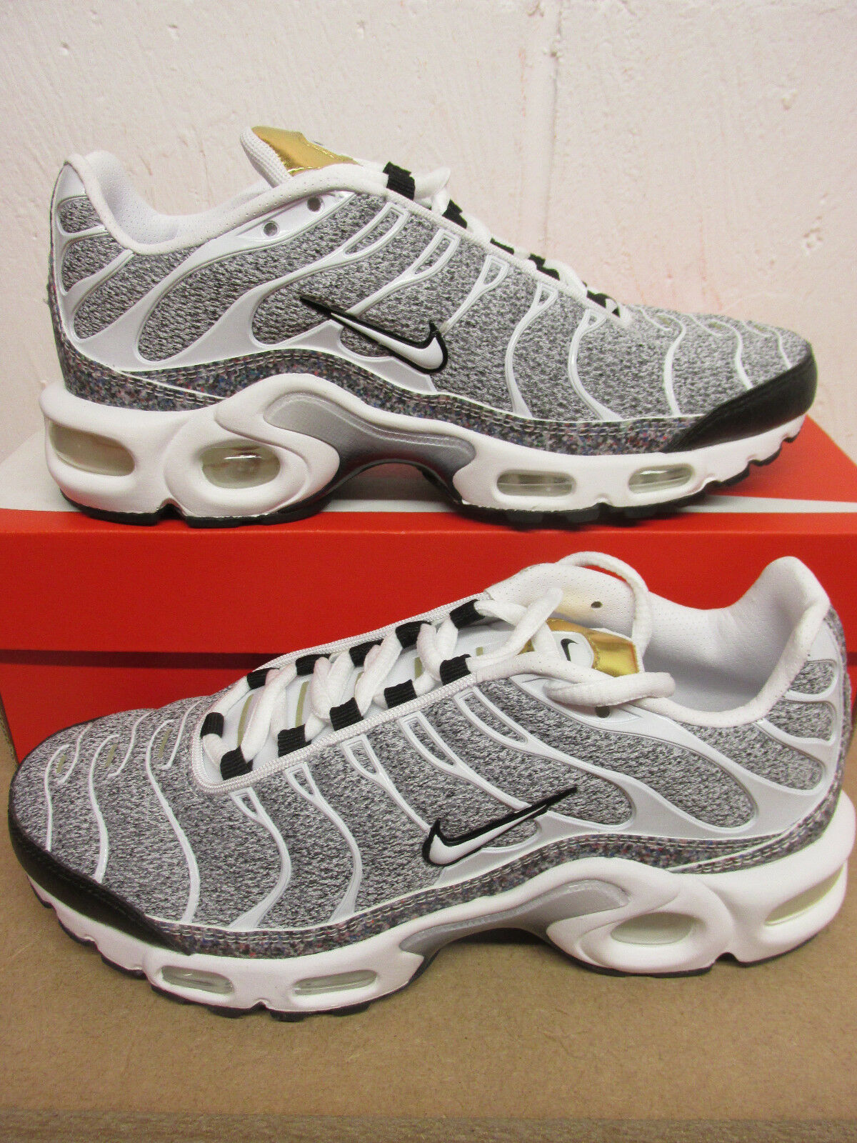 Nike Womens Air Max Plus SE Womens Running Trainers 862201 100 Sneakers Shoes