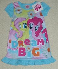 My Little Pony Dream Big Toddler Girls Nightgown Nighty New NWT Size 4T