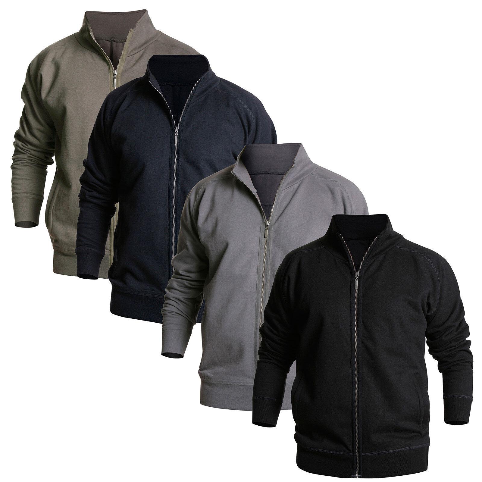 Blaklader Full Zipped Work SweatShirt  - 3349