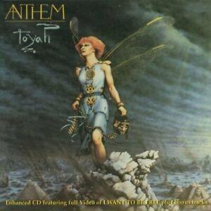 Toyah-Anthem-CD