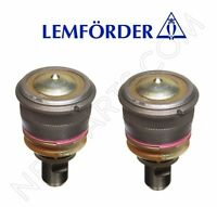 Set 2 Ball Joint Lower Arms Front Lemfoerder Mercedes Benz R107 W124 R129 W201