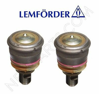 Set 2 Ball Joint Lower Arms Front MEYLE For Mercedes R107 W124 R129 W201
