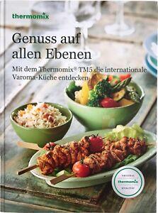 Kochbuch-Vorwerk-Thermomix-GENUSS-AUF-ALLEN-EBENEN-Buch-Rezepte-TM6-TM5-TM31