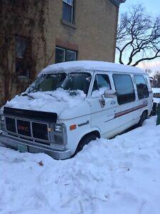 1990 GMC Vandura loaded
