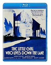 The Little Girl Who Lives Down The Lane (DVD,1977)