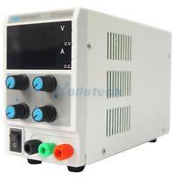 30V 5A 110V/220V Regulated DC Power Supply Adjustable Variable Digital Lab Grade