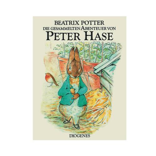 1 von 1 - Die gesammelten Abenteuer von Peter Hase *NEU* von Beatrix Potter ab 4 Jahre