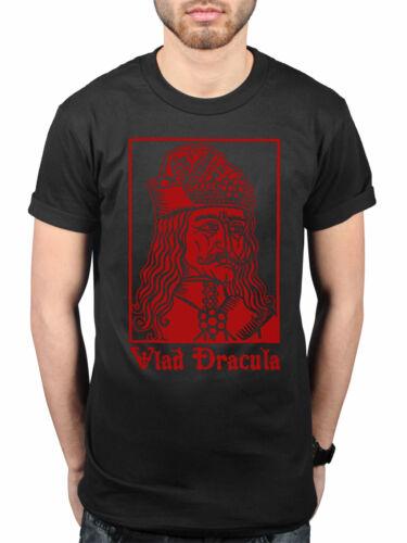 Official Plan 9 Vlad Dracula Vintage Unisex T-Shirt Merch Mens Black *All Sizes*
