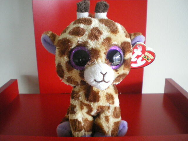 92733fc14d3 Ty Beanie Boo Safari Collection Giraffe 6inch for sale online