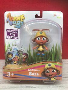 Beat Bugs Fab Figures Buzz Action Figure
