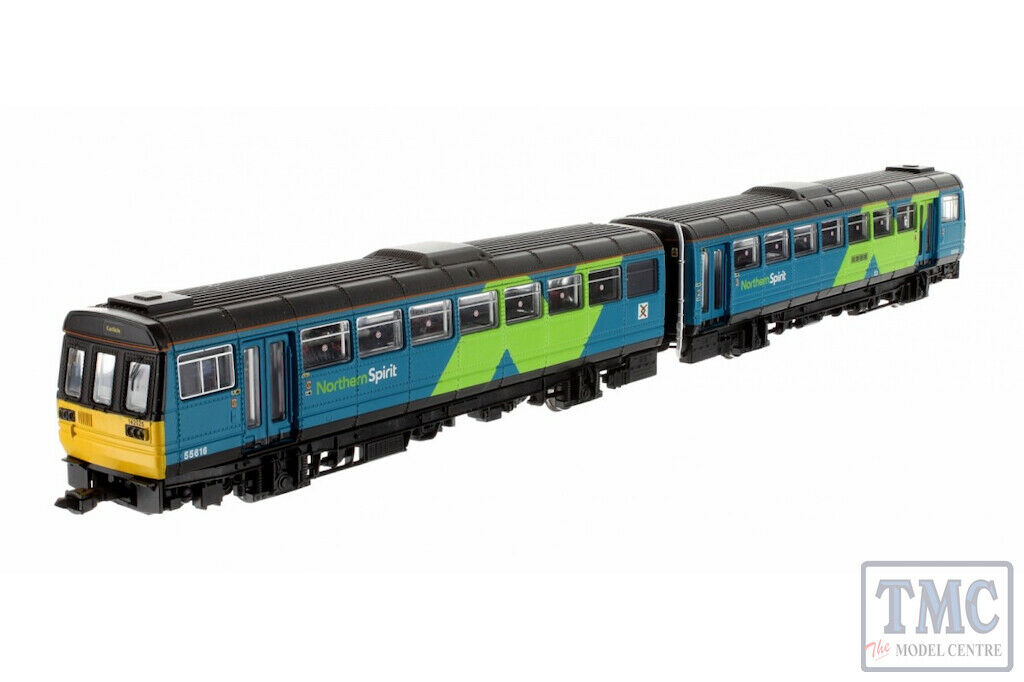 ND116C Dapol N Gauge Class 142 142045 Northern Spirit