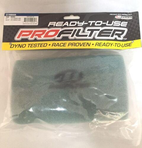 Air Filter Yamaha 450 Rhino 06-09 660 Rhino 04-06 Pre Oiled