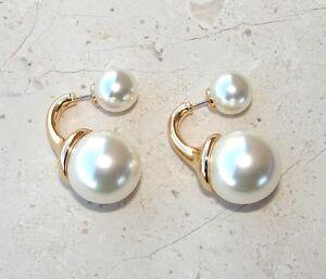 orecchini-doppia-perla-Bubble-12-colori-da-donna-earrings-duble-ball