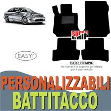 PER MERCEDES CLASSE C W204 TAPPETINI AUTO SU MISURA MOQUETTE E BATTITACCO | EASY