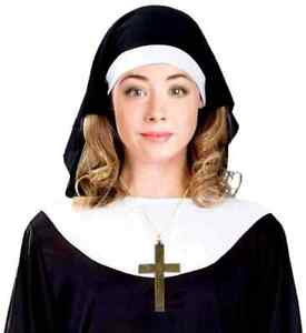 Nun Kit One Size  Costume Accessories