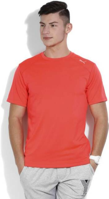Puma Men's T-Shirt (Flat 50% OFF) - C57