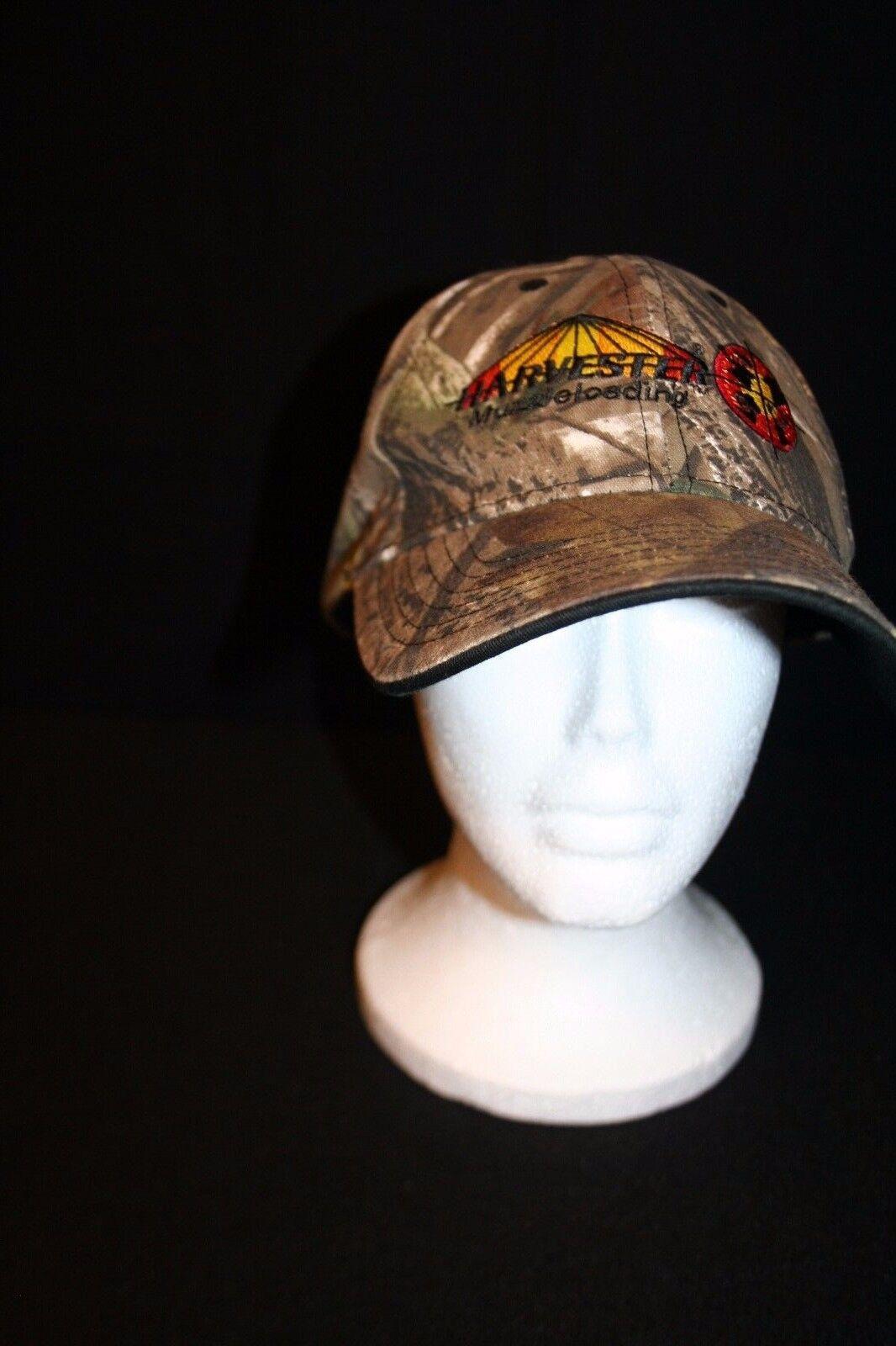 Cap America Harvester Muzzleloading Camouflage adjustable HUNTING FISHING HATCAP