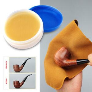 Food-Level-Carnauba-Wax-For-Tobacco-High-Gloss-Smoking-Pipe-Polishing-Natural