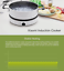 XIAOMI-Mi-Induction-Cookers-2100W-Smart-Electric-Creative-Precise-Control-Global Indexbild 2