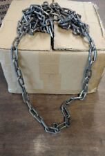 100 Feet of # 2//0 Twin Loop Chain Trapping Traps Raccoon