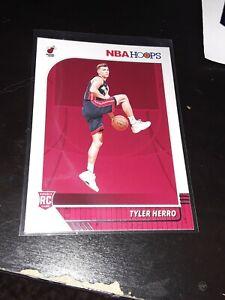 2019-20-NBA-HOOPS-TYLER-HERRO-Rookie-210-Mint