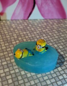 Kids-Children-Soap-With-Hidden-2-Minions-Toys-Inside-Handmade-Natural-Soap