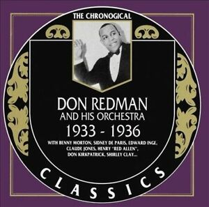 Image result for don redman classics 1933