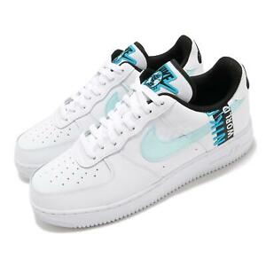Details about Nike Air Force 1 07 LV8 WW AF1 Worldwide Pack White Blue  Black Men CK6924-100