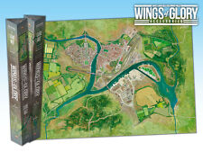 Wings of Glory: Industrial Complex Game Mat AGS WGA502E