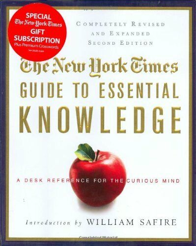 The New York Times Guide to Essential Knowledge, S