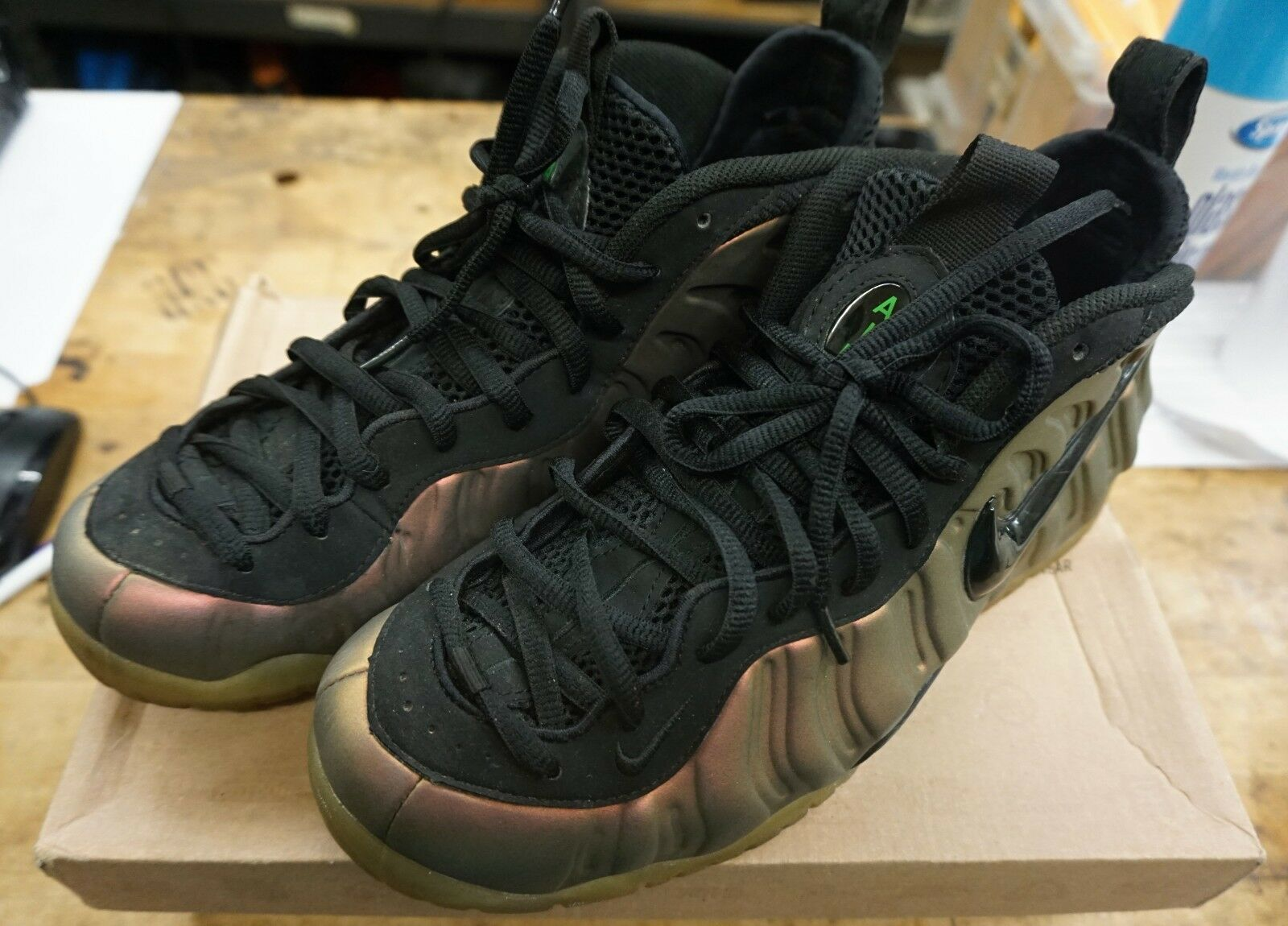 Nike  shoes 624041 302 Air Foamposite pro