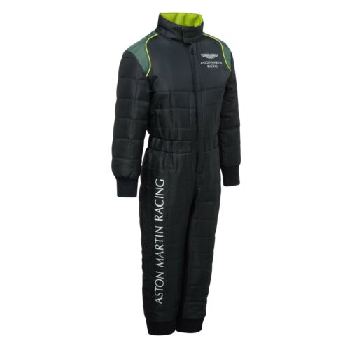 FREE UK SHIP ASTON MARTIN RACING CHILDS REPLICA RACESUIT ALL SIZES