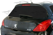 REAR ROOF SPOILER FOR PEUGEOT 308 from 2007 HF262