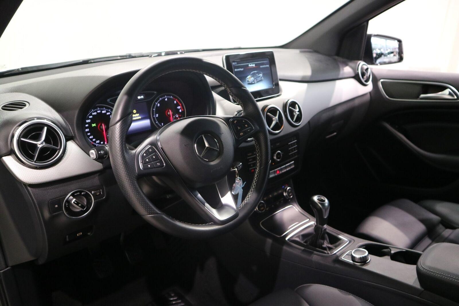 Mercedes B200 d 2,2 Business - billede 7