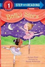 Step into Reading: Ballet Stars by Joan Holub (2012, Paperback)