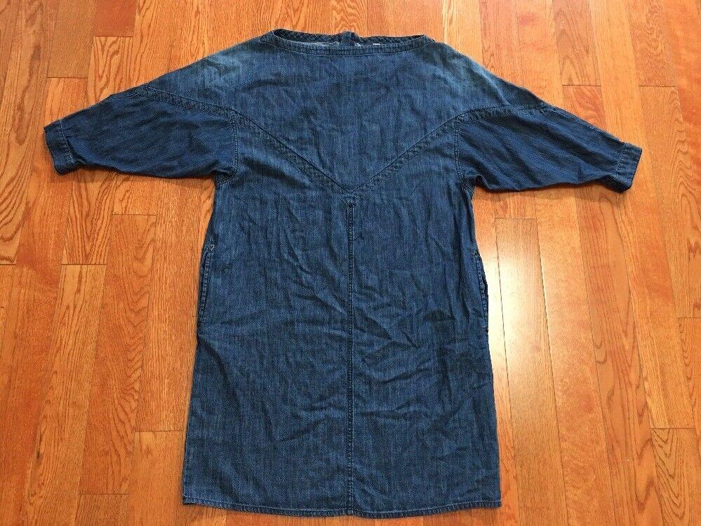 NWT Diesel Denim Dress Size S