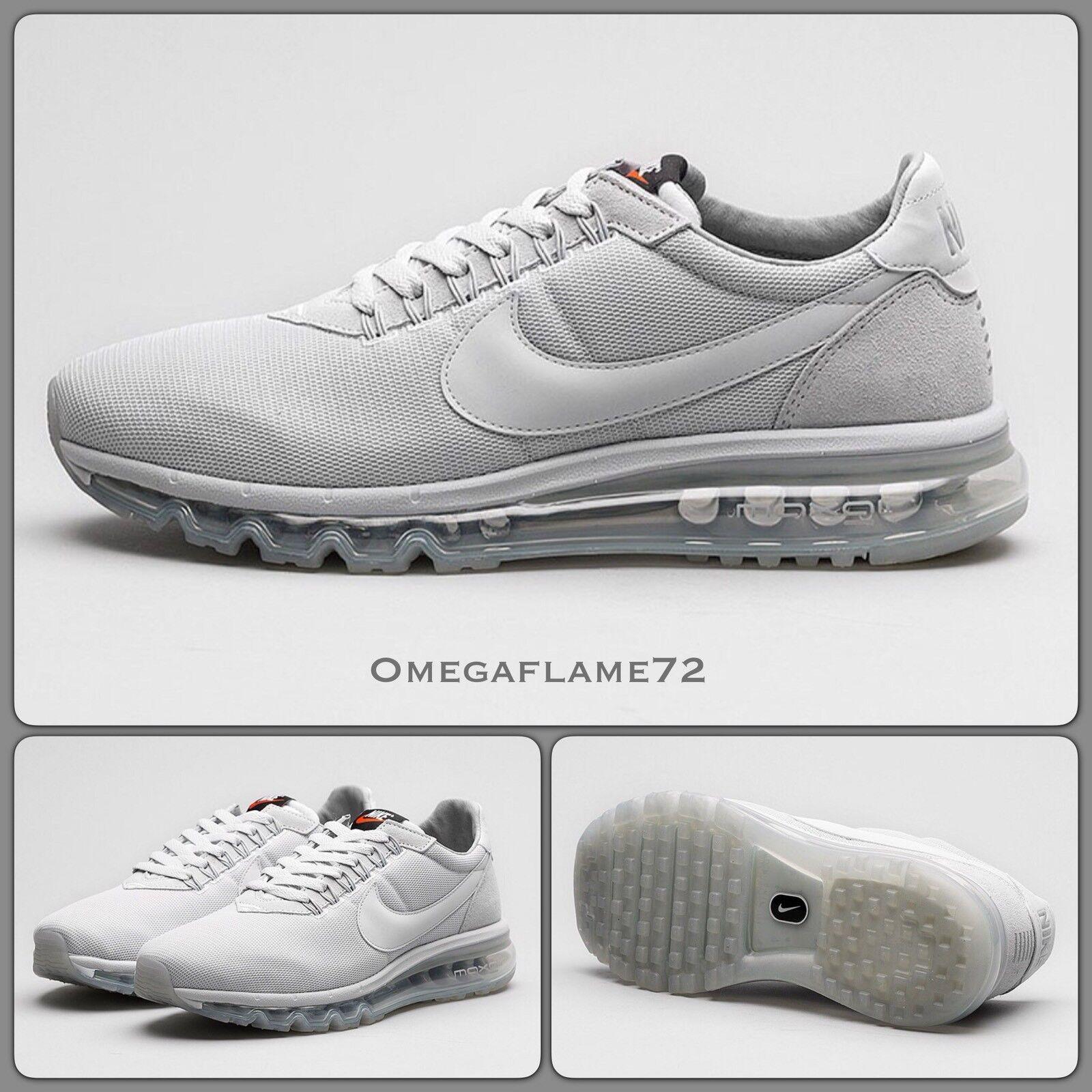 Nike Air Max LD ZERO Pure Platinum 848624-004 US 11